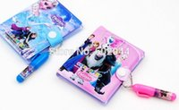 Wholesale New x Frozen Stationery Sets Ballpoint pen Notepad Notebooks Party Gifts