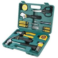 Wholesale Kinmen and Matsu original Tool Box Set home insurance company gift sales metal toolbox Automotive supplies