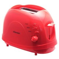 Wholesale Danson genuine foreign trade small automatic toaster toaster oven toaster breakfast machine red