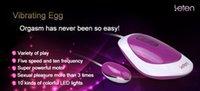 Wholesale Leten Frequency Conversion vibrating Eggs Bullets vibrator body massager Adult Sex Toys Vaginal G spot Stimulation for women