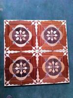 Wholesale Design House floor Jt Design House floor Jade inlaid wood floor Shell wood flooring Oak floor Floor finishes customPrivate custom wood floor