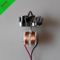 Wholesale LC22 DIY educational toy A1 micro wind generators Small alternating current generator Mini generator The teaching model of generator