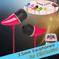 apple smaller ipad - In Ear mm Small ivory Earphone earphones Headphone Headset With Mic control Earbuds For SAMSUNG GALAXY S3 S4 S5 Note3 iPhone iPad