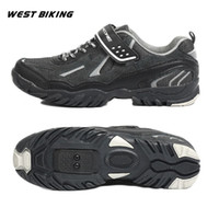 Wholesale Outdoor Equipment Black Gray Leisure Shoes Bicycle MTB Bicycle Shoes Riding Outdoor Leisure Sports Travel Hiking Shoes