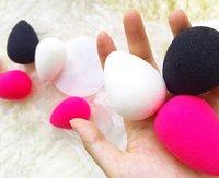 Wholesale 2015 hottest Colorful make up sponges Puff Foundation S Sponges Applicators Cotton Colors free DHL
