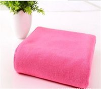 Wholesale 3 size Ultrafine Fiber Bath Towels Multi functional Quick dry Microfiber Towels Super Absorbent Beach Towels