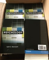 Wholesale How to Think Straight About Psychology th Edition by Keith E Stanovich free DHL shipping