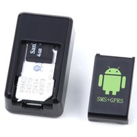 Wholesale for Android MINI TINY GSM Camera GPS Locator tracker Camera MMS Positioning and Aduio Bug in GF08