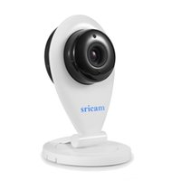 Wholesale Sricam Full HD P Camera IP Wifi Wireless Night Vision Micro Camera CCTV Ant Home Video Security Surveillance Camera