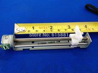 Yes mini stepper motor - Mini DIY Laser Engraving Machine mm stepper motor slider sliding table with screw miniature slide sliders