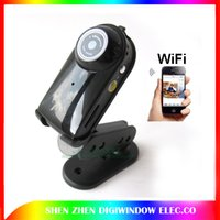Wholesale mini HD P IP WiFi camera with CCTV camera wifi camera support memory card mini dv