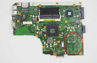 asus laptop motherboard - k55vd main board Laptop Motherboard for asus k55a A55 Series laptop no GPU included High quality