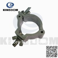 Wholesale Factory price hi quality Aluminium tube Clamps for light Max load KG mm pipe material is aluminum T6