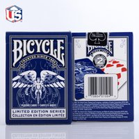bicycle deck wholesale - Bicycle Series Limited Edition Playing Cards Deck Brand New Flowers Cut Card Magic Tricks Magic Toys Magic Props