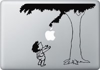 Wholesale Giving Tree Decal Macbook Decal Skin Stickers Mac Cover Decal for Apple Macbook Inch