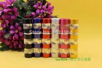 anodized aluminum rings - 5ml perfume ring engraved anodized aluminum tube packing travel perfume bottles
