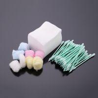 Wholesale Hot Sale Makeup Cotton in Clean Makeup Kit with Cotton Stick Cotton Balls Swabs