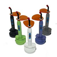 Wholesale Good quality Dental LED curing light with digital Environmental colorful shell