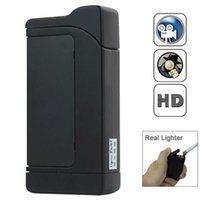 Cheap F4 720P Mini DV Spy Hidden Lighter Camera Cam Video Recorder Real Lighter Covert Motion Detective