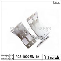 Wholesale Xindaying limited promotion new freeshipping Subrack with screws NEW quot Rackmount Kit ACS RM for cisco1921 router