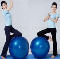 best fitness ball - best selling Home Balance yoga ball thickening explosion proof slimming weight loss fitness yoga ball