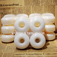 advance wheel - wheels Skateboard advanced white round high quality high wear resistant skateboard wheel a
