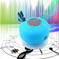 abs audio - Accessories Parts Speakers Hot Selling ABS Material Mini Waterproof Wireless Bluetooth Shower Speaker Colors for Choices