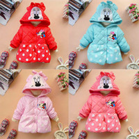Cheap Baby Girls Winter Jacket Best Kids Hoodie Coat