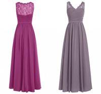 achat en gros de couleur grise robe de soirée-Robes de soirée en satin de mariée en satin de mariée