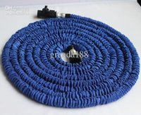 Wholesale NEW Landscape flexible hose FT FT FT blue color water hose garden hose pipe flexible