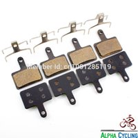 bicycle disc brake - MTB Bicycle Disc Brake pads for SHIMANO M375 M395 M486 M485 M475 M416 M446 M515 M445 M525 Disc Brake Pairs ORD Black RESIN