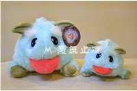 Wholesale League of Legends Poro plush LOL doll cm SUPER CUTE SOFT GREAT QUALITY Free DHL