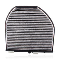 air filter for mercedes benz - New Grey Air Filter Cabin Carbon For MB Mercedes Benz C63 C250 C300 C350 AMG GLK350 order lt no track