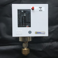 Wholesale MPa micro differential pressure switches installed in fluoride refrigerant air and liquid and other fluid system