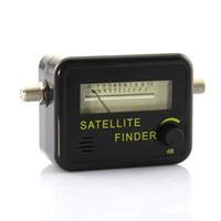 Wholesale Satellite TV Receiver dvb t2 cccam cline satellite receiver satellite Finder receptor satellite digital SF001 dvb t2 satfinder