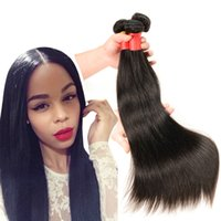 Wholesale Queens Hair Products Brazilian Virgin Hair Straight Brazillian Straight Hair Bundle Deals Queen Weave Beauty