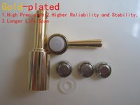 Wholesale 100 Brass and Gold Plated Mini Laser Bore Sight Cal