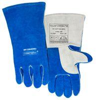 Wholesale Leather Welder Safety Glove TIG MIG Split Cow Leather Welding Work Glove
