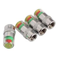 Wholesale Hot Sale Car Tire Air Pressure Monitor Valve Stem Cap Sensor Indicator Eye Alert ASAF