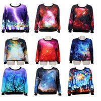 beautiful women jeans - Raisevern fashion women men hoodies impression space Galaxy sky beautiful D casual tops of high quality jeans