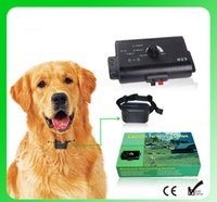 Wholesale 2 Dogs training dogs Shock collars pet fence system remote Pet Dog Shock Vibrate Training