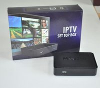 Wholesale 2015 Newest IPTV Set Top Box MAG Linux Operating System TV BOX Not Including IPTV account