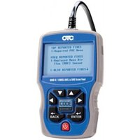 Wholesale Latest Version OTC PRO Trilingual Scan Tool OBD II CAN ABS Airbag code Reader Scanner DHL