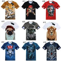 amy game - w20151222 AMY newest style d tshirt women high quality games animal printed tees cotton t shirt model sizeS XL