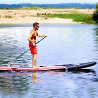 Wholesale AquaMarina Race Board surf board kayak inflatable sup Stand up paddle bodyboard gift air pump