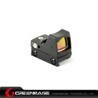 airsoft gun scopes - Micro Red Dot Sight MOA Red Dot Optical Sight For Airsoft Gun NGA0354