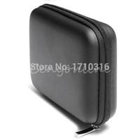 Meilleur Prix Classic Black Valise de transport Housse pour 2.5 USB externe WD HDD Hard Disk Drive Protector Protéger enveloppe de sac