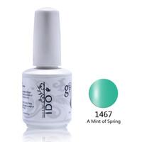 azure decor - NEW Azure blue color Decor UV Gel Nail Polish Excellent Nail Gel Manicure Varnish Lacquer Paint sit for lady girl