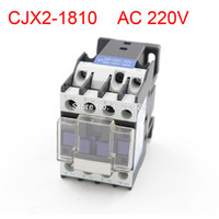 ac contactor coil - New Standard V Phase P N C AC Contactor DIN Rail Mount V Coil CJX2