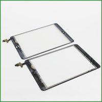 Wholesale 100 Test For Ipad Mini Touch Digitizer Screen IC Flex Chip Home Button Flex Black and Open Tools